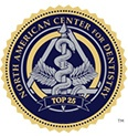 North American Center for Dentistry logo