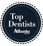 Atlanta Magazine Top Dentists Award